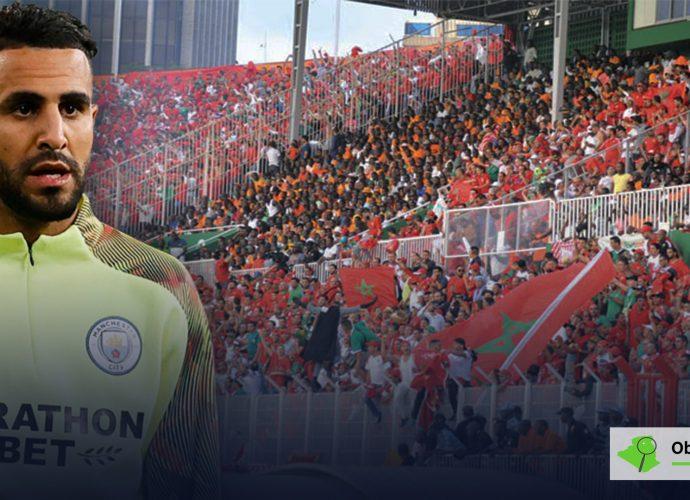 Victoire de l'Algérie à la CAN : Les propos de Riyad Mahrez suscitent la polémique au Maroc