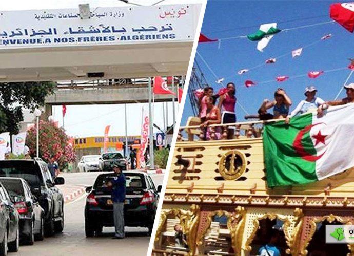 La Tunisie compte accueillir les touristes algériens en juin