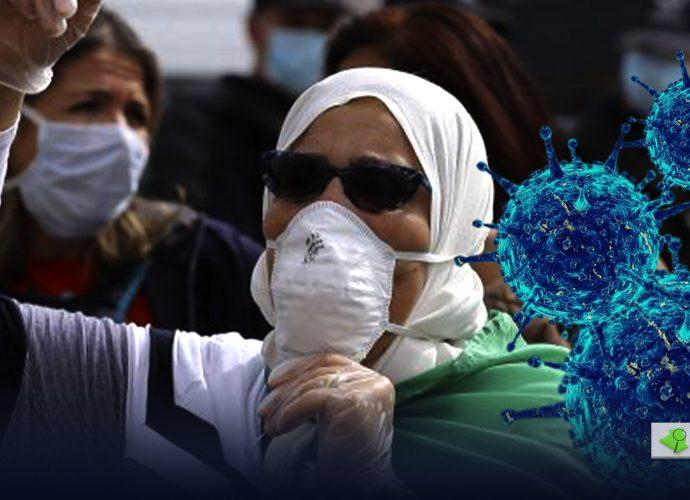 Le port du masque devient obligatoire en Algérie sous peine de grosses amendes