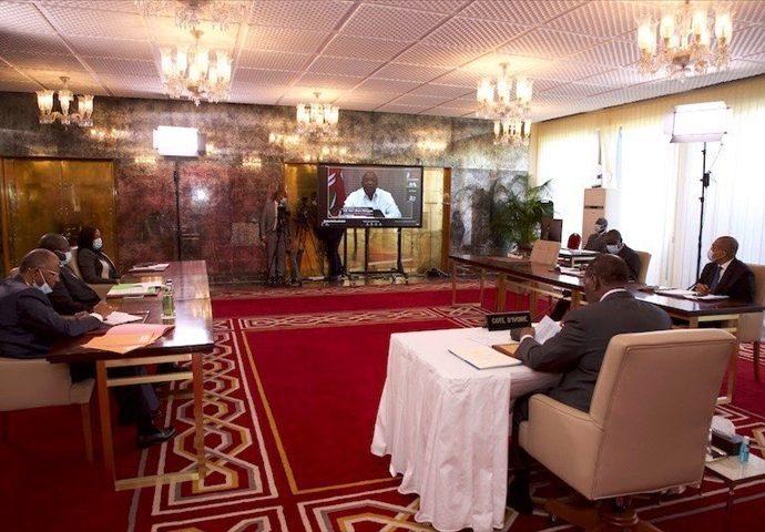 Point de la covid-19 en Afrique, situation de la jeunesse, résilience économique, … : les vérités du président Issouffou Mamadou, président de la Cedeao
