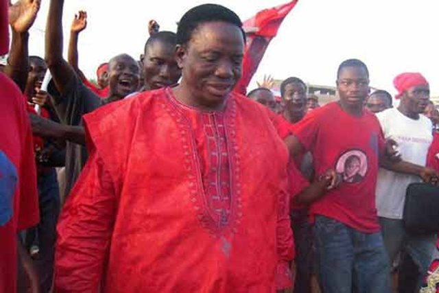 Togo : Me Agboyibo du CAR est mort!