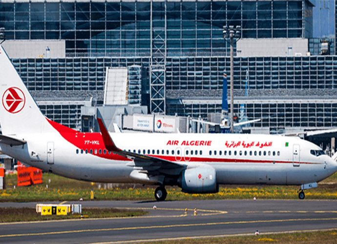 Air Algérie parmi les plus grands transporteurs étrangers en France