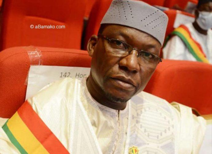 Moussa Timbiné nouveau président de l'Assemblée national: Fais ta longue et lourde mission…