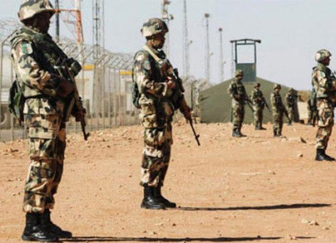 Opérations extérieures de l'armée algérienne : L'état-major se prononce