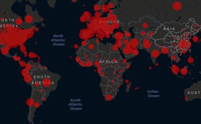 Afrique COVID-19 au 14 mai 2020 : le point par pays