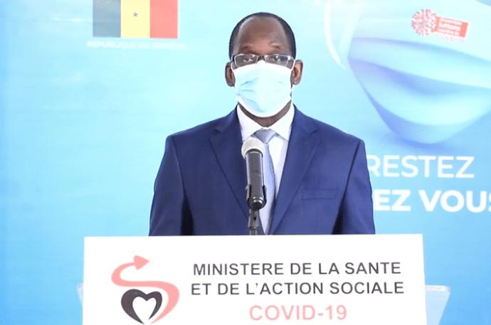 Dernière minute – Coronavirus : Le Sénégal enregistre 73 nouveaux cas et 9 en réanimation ce mardi 19 mai