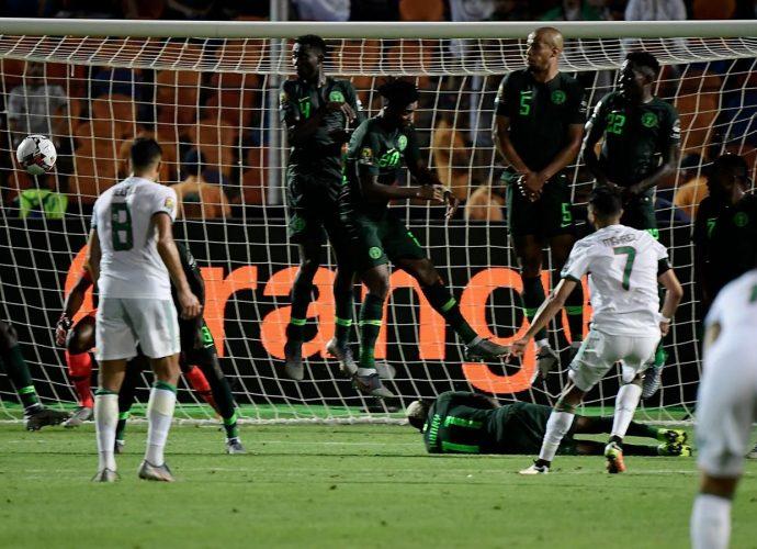 Afrique CAN 2019 : Riyad Mahrez revient sur son coup franc magistral contre le Nigeria