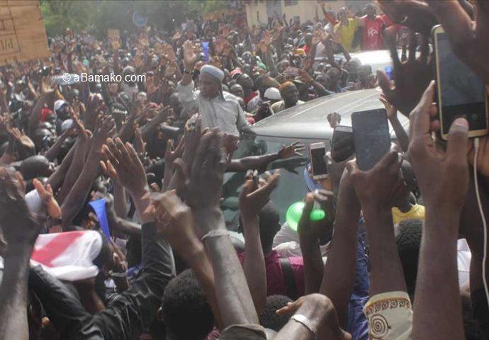 Une alliance hétéroclite appelle à manifester contre le pouvoir malien
