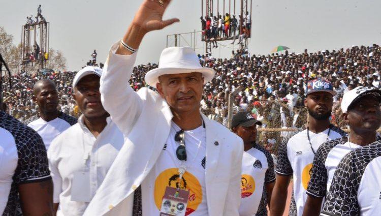Afrique Moise Katumbi : Le président du TP Mazembe, prochain actionnaire d'Anderlecht ?