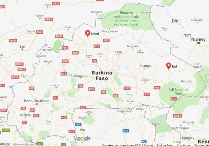 Burkina Faso : 15 personnes tuées dans le Nord (communiqué)