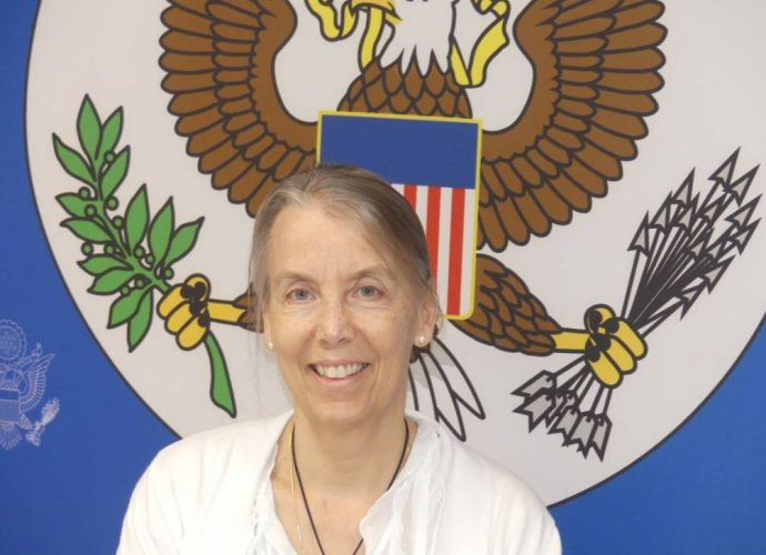 Don humanitaire et médical de l'UE : Réaction de l'Ambassadrice des USA
