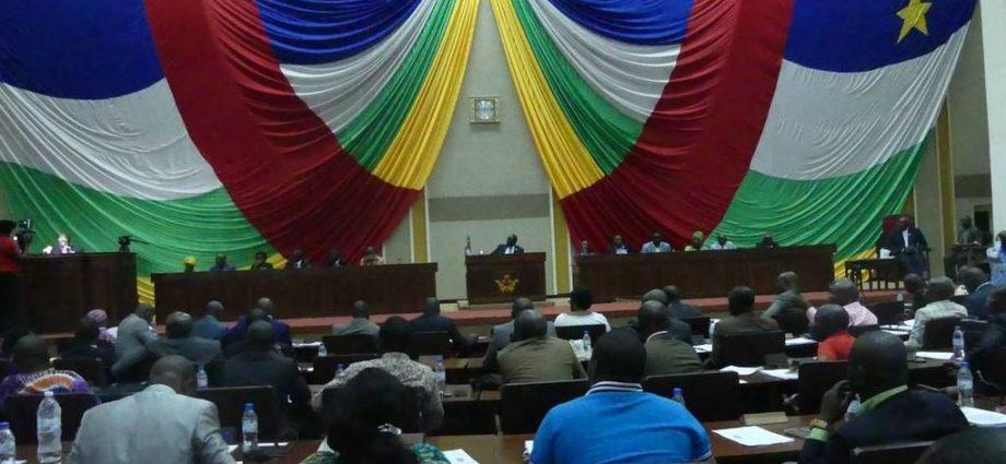 RCA : LA LEGALITE CONSTITUTIONNELLE DU POUVOIR CONSTITUANT DE L'ASSEMBLEE NATIONALE
