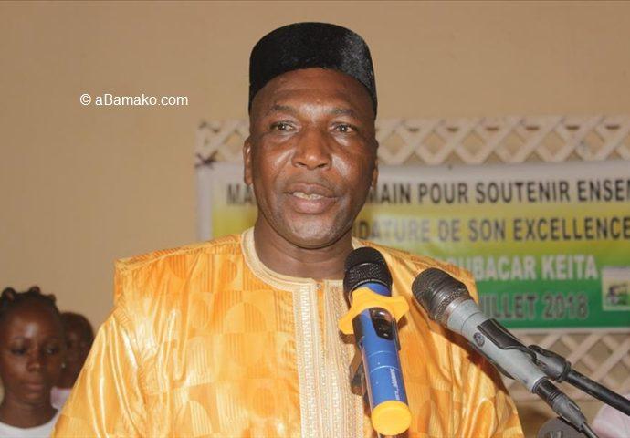 Mamadou Diarrassouba Perchoir de la 6e législature : Mamadou Diarrassouba, une candidature de raison