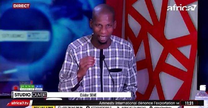 3e mandat : Clédor Sène annonce la venue d'une société de mercenaires pour « semer le chaos » au Sénégal
