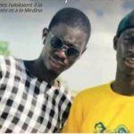 Accident mortel: Voici les deux amis ecrasés par un camion malien (Photo)