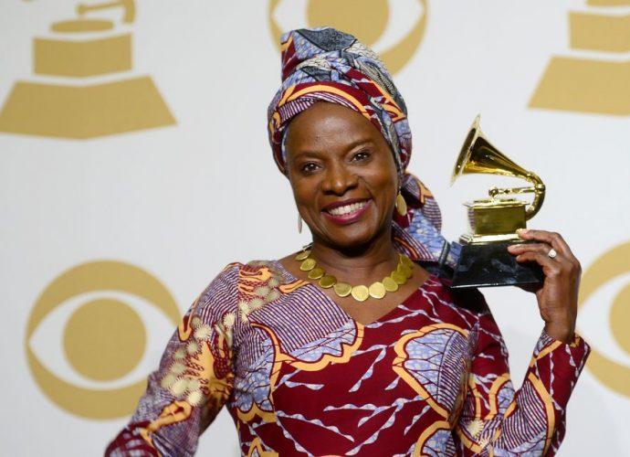 Angelique Kidjo dans le Top 10 des plus grandes stars africaines