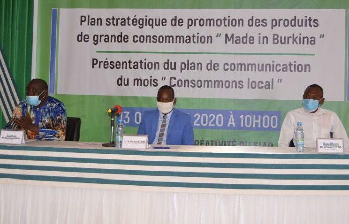 Harouna Kaboré : « Bientôt, les Burkinabè vont porter des tenues scolaires en Faso Danfani »