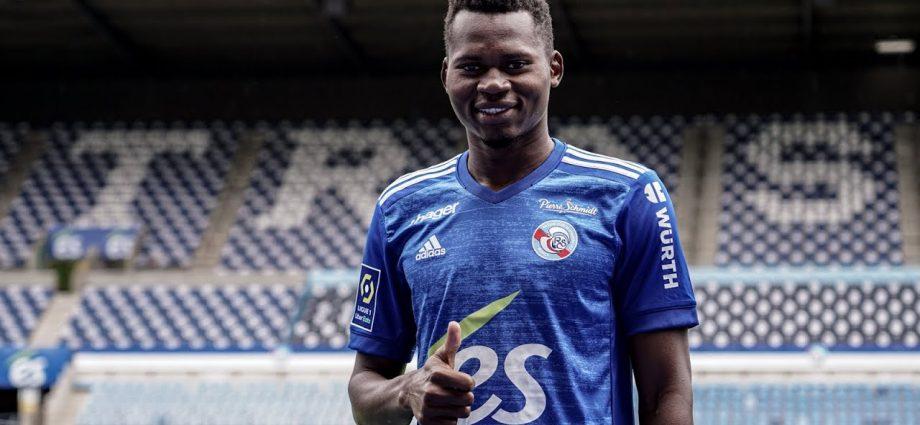 Foot Afrique Strasbourg : Habib Diallo va faire ses débuts contre Lyon