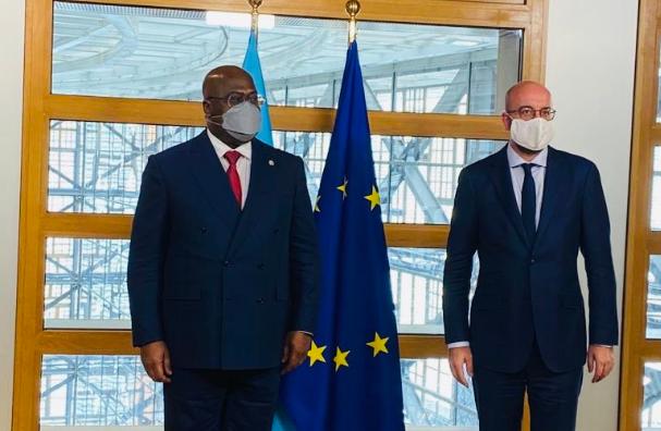 L'Union européenne félicite la RDC pour sa prochaine présidence de l'Union africaine