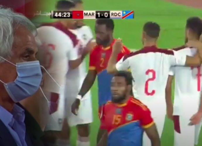 Vidéo: résumé en 8 minutes du match du Maroc face à RDC Congo
