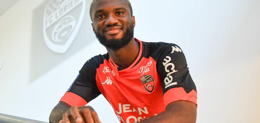 Afrique Ligue 1 : Le FC Lorient compte énormément sur Terem Moffi