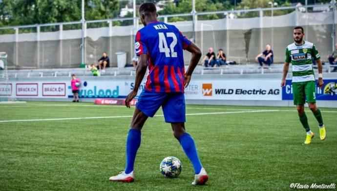 Foot Afrique Junior Nzila : Naples boucle l'arrivée de la pépite franco-congolaise