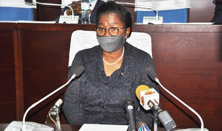 Le Gouvernement Tomégah-Dogbé a la confiance du Parlement