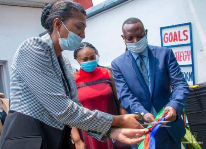 RDC : un incubateur pour l'encadrement des jeunes femmes entrepreneures
