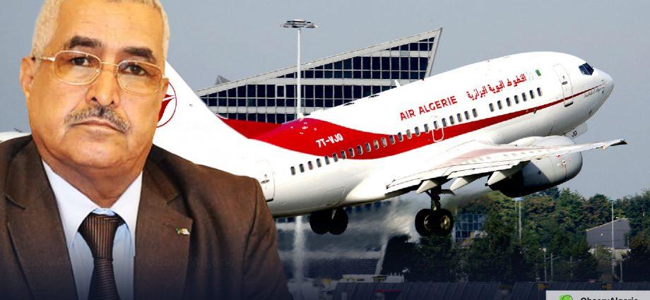 Réduction à moitié des prix des billets d'Air Algérie vers cette destination