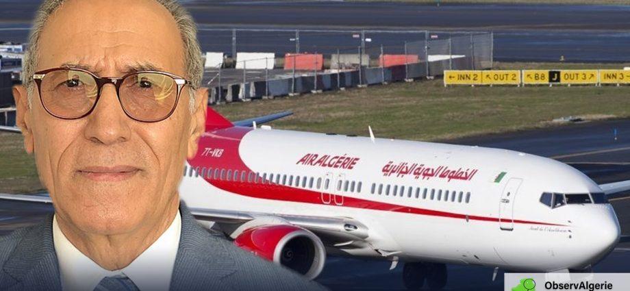 Air Algérie va perdre le monopole du transport aérien
