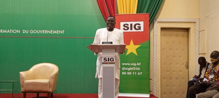 Transports au Burkina : Vincent Dabilgou se prononce sur la gestion du fret