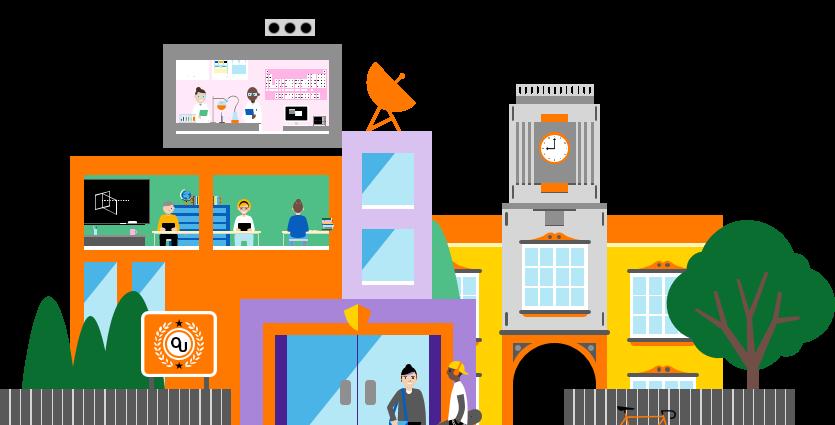 Orange lance sa plateforme Campus Africa