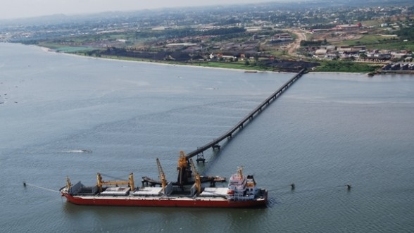 Gabon : Owendo mineral port accroît sa capacité de production