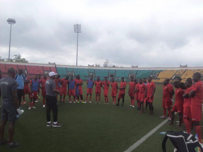 Afrique Congo : 36 joueurs pour préparer le CHAN 2020