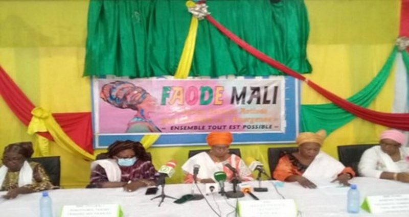 Mali : FAODE-Mali : Nouveau forum des Femmes
