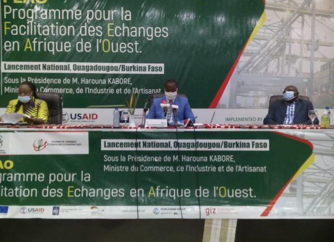 Burkina : La libre circulation des biens sur la table de la FEAO