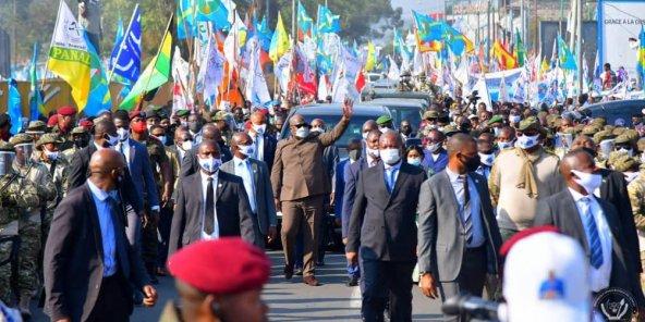 RDC : Félix Thisekedi à Goma dans un contexte politique et sécuritaire tendu