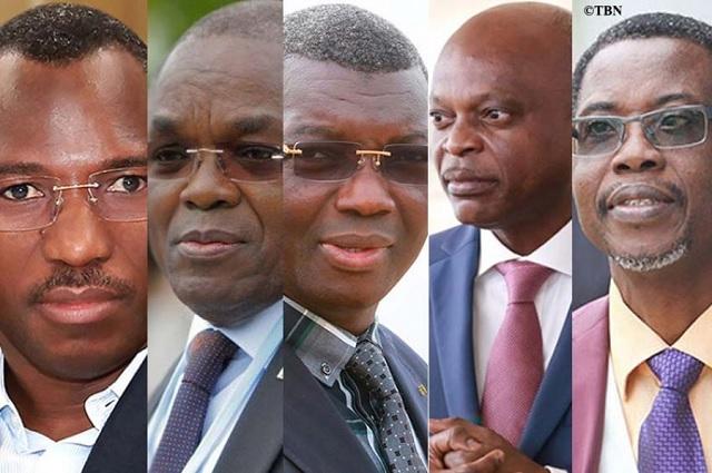 Togo: les 5 indéboulonnables de Faure Gnassingbé