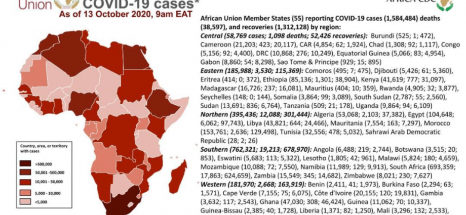 Coronavirus, Zéro décès : Seychelles et Erythrée, les champions d'Afrique
