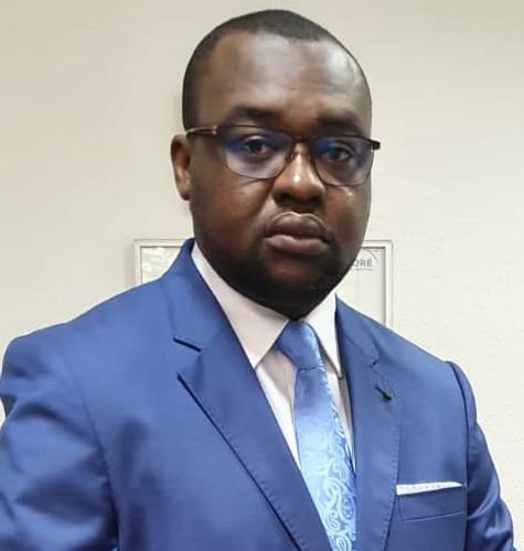 """Dzema Ayessa Ndinga, nouveau Directeur Général Adjoint de """"Terminaux du Bassin du Congo"""" à Brazzaville"""