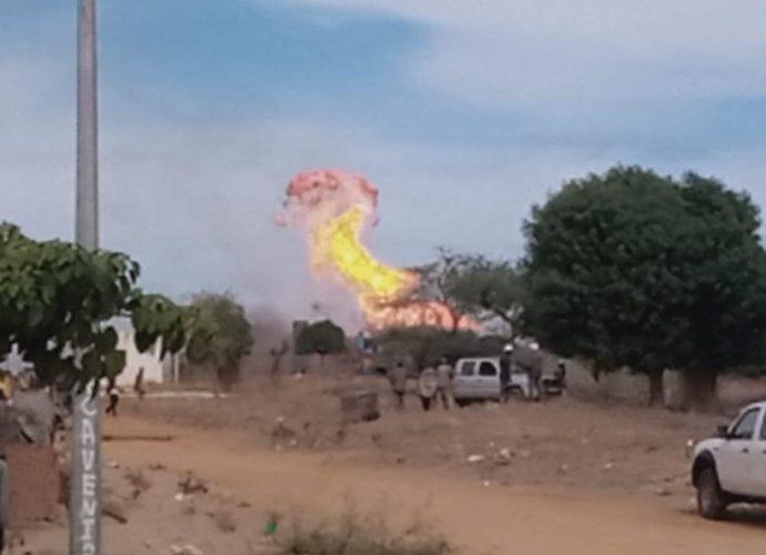 Incendie du puits de gaz à Ngadiaga du 19 décembre: les travaux d'extinction vont démarrer le samedi 2 janvier