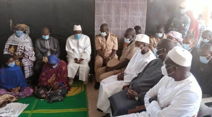 Disparition de Idrissa Diallo: le Président Macky Sall dépêche Oumar Gueye et Aliou Sall à Dalifort