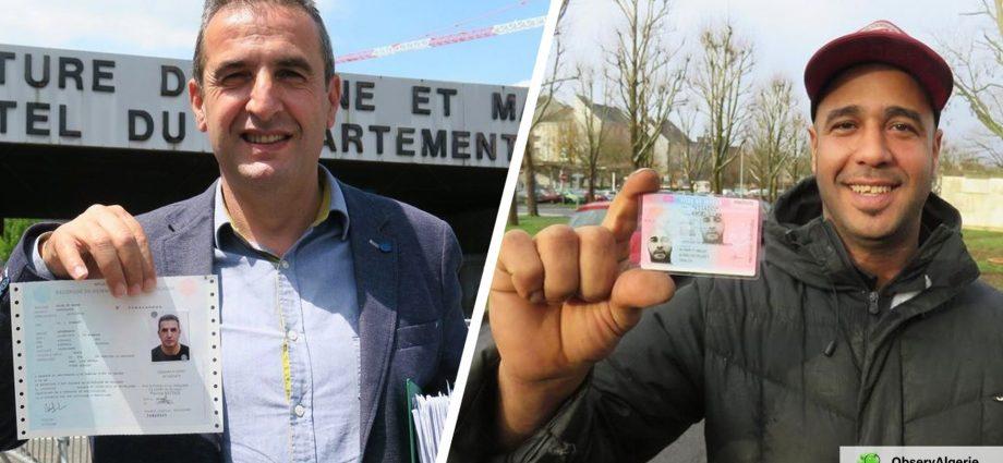 """Titres de séjour en France : Deux """"héros"""" algériens régularisés"""