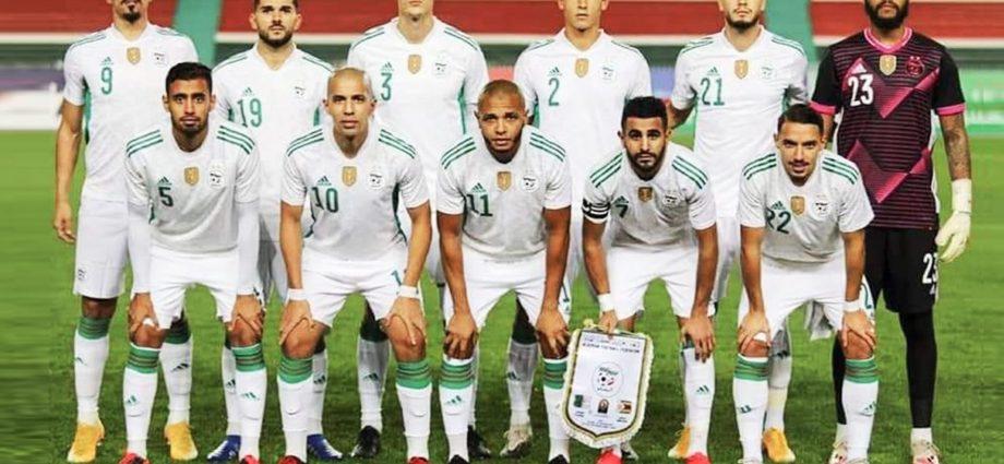 Quatre Algériens nominés pour le titre du meilleur joueur maghrébin de l'année