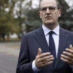 Devant les troupes de Barkhane, Castex rend hommage aux trois soldats morts au Mali