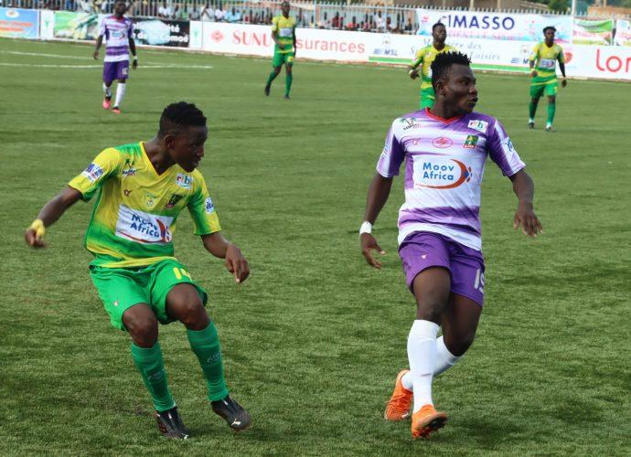 Coupes africaines des clubs : L'AS SONABEL et l'ASFA Yennenga désormais situées