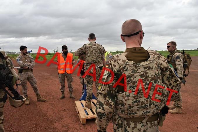EUTM Mali : au cœur de la formation des sous officiers des forces armées maliennes (FAMa)