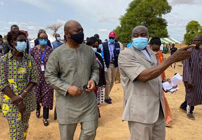 Mopti : Première visite de terrain du Représentant spécial adjoint du Secrétaire général de l'ONU, Coordonnateur résident et Coordonnateur de l'action humanitaire
