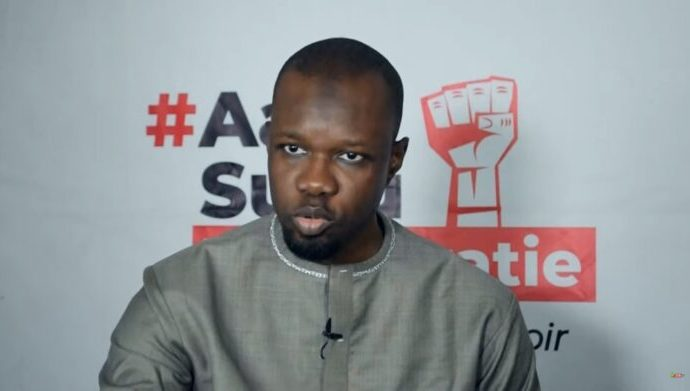 Ousmane Sonko annonce une « grande coalition » pour l'opposition